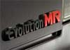 Mitsubishi OEM Evolution MR Badge Emblem