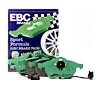 EBC Green Stuff Front Brake Pads: EVO 8/9