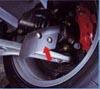 Mitsubishi Brake Cooler Kit - EVO 8/9/X
