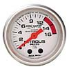 Autometer Ultra Lite Nitrous Pressure Gauge