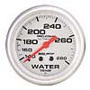 Autometer Ultra Lite Water Temp Gauge