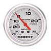 Autometer Ultra Lite Boost Gauge