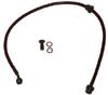 Technafit Stainless Steel Upper Clutch Line Kit - EVO 8/9