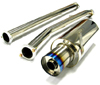 "Megan 3"" Turbo Type Catback Exhaust W/Ti Tip - EVO 8/9"