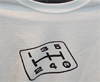 LancerShop Shift White T-Shirt: Large