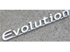 Mitsubishi OEM US Spec Stock Evolution Badge