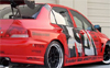 APR Evil-R Wide Body Kit : Lancer EVO 8