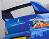 Evolution IX UK Rear Chrome Trunk Badge EVO 9