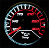 Megan Racing Oil Temp. Gauge