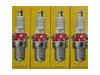 NGK BPR9ES Spark Plug Set (4)