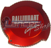 Ralliart Red EVO Oil Cap