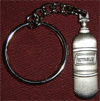 Nitrous Oxide Keychain