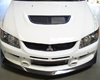 APR Carbon Fiber Front Lip: EVO 9