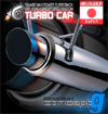 Tanabe Concept G Blue Turboback Exhaust - EVO 8/9