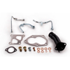 Tomioka Racing Oil & Water Line Kit for Factory Turbo - EVO 9