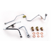 Tomioka Racing Replacement Oil & Water Line Kit for Factory Turbo - EVO X
