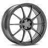 "TRMotorsport MT1 Matte Grey 18"" Rims Set (4) EVO X"