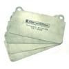 Girodisc Front Titanium Pad Shields - EVO 8/9