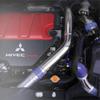 Blitz Upper Intercooler Pipe Kit - EVO X
