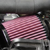Ultimate Racing High Flow Cone Filter for Ultimate Racing Intake - Lancer Ralliart 2009+