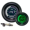ProSport EVO Series 52mm Wideband AFR Kit Green/White
