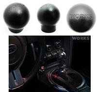 WORKS Grab Shift Knob - EVO 8/9/X