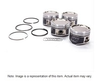 Wiseco 1400 HD Mitsubishi EVO 8 - 4G63 Turbo -21cc Piston Shelf Stock Kit