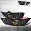 Spec-D Tuning OEM Style Fog Lights Amber - Lancer GTS, ES, DE 2008-2010