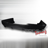 Spec-D Tuning Sport Style Rear Lip - Lancer GTS, ES, DE 2008-2010